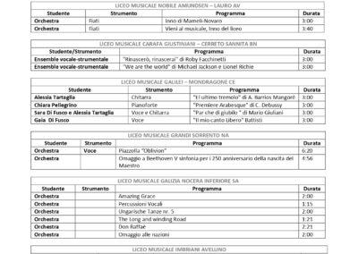 CALENDARIO ESIBIZIONI SETTIMANA MUSICA A SCUOLA 25 – 30 MAGGIO 2020_page-0002
