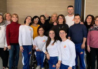 Presentazione del progetto di Danza sportiva Paralimpica