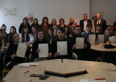 Cerimonia di Consegna delle Certificazioni Cambridge (P.E.T. e F.C.E.)