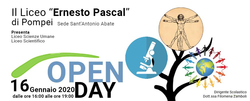 Open Day 16 Gennaio 2020 – Sant'Antonio Abate