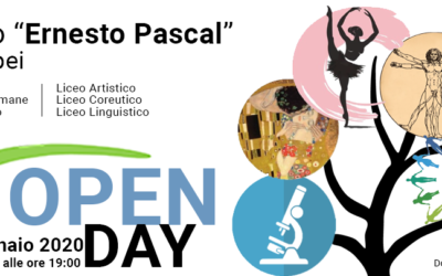 Open Day 15 Gennaio 2020